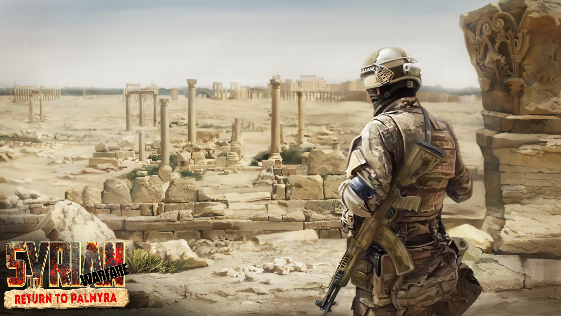 Return to Palmyra